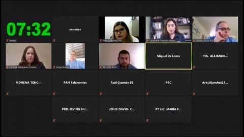 Revelan regidores por municipio de Baja California