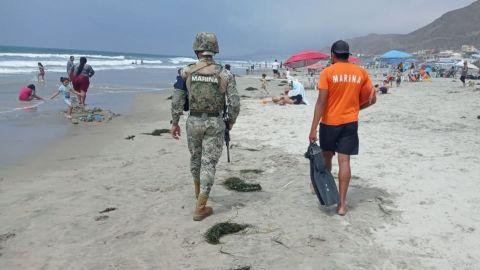 Concluyó Operación Salvavidas Verano 2021 de la Secretaría de Marina