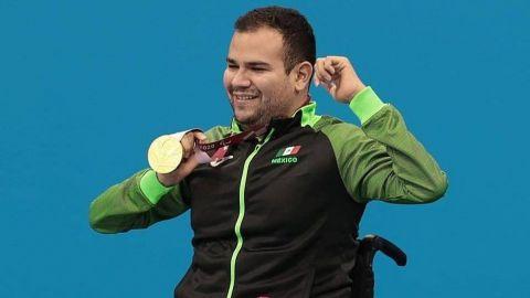 Diego gana la sexta medalla de oro para México en natación