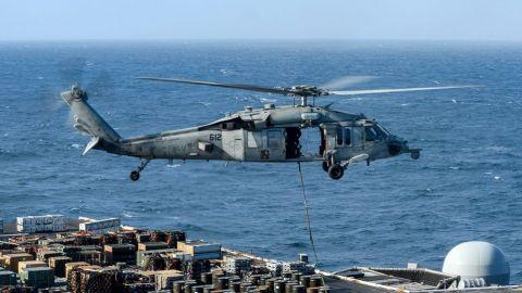 Choque de helicóptero de la Marina deja  heridos y  desaparecidos en San Diego