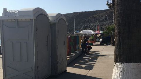 Sitios turísticos son vandalizados