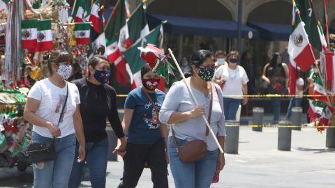 México suma otros 7 mil 504 casos de Covid-19 y 272 muertes