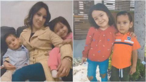 'Yo sola saco a mis niños adelante': No está desaparecida, se escondió por miedo
