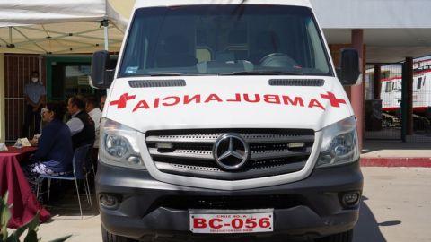 Pandemia dejó crisis en Cruz Roja Mexicana Ensenada