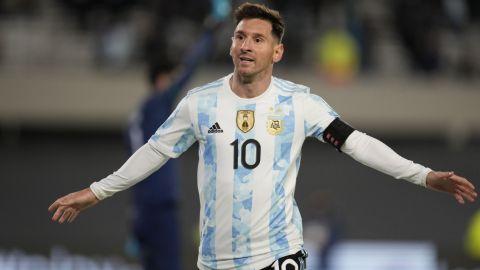 Messi supera récord de Pelé como máximo goleador de selecciones de Conmebol