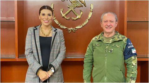 Marina anunció la creación de la Secretaría de Seguridad Ciudadana
