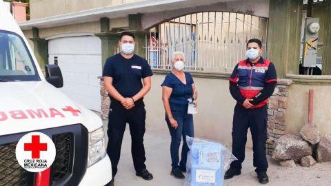 Disminuye servicios Cruz Roja en B.C., por falta de recursos