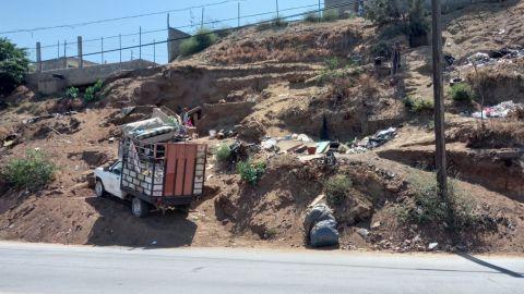 Invasores generan basura y mal aspecto de calles