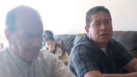 Se reunió Padre Solalinde en Rosarito con activistas pro migrantes