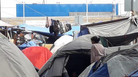 Michoacanos piden ayuda a AMLO por violencia, para no tener que huir a Tijuana