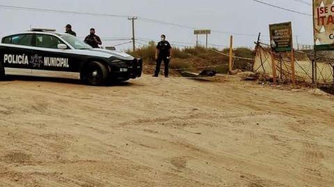 Matan a hombre a disparos en Ensenada; es el segundo del día