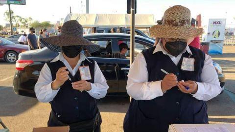 Vacunación anticovid continuará este martes en Tijuana
