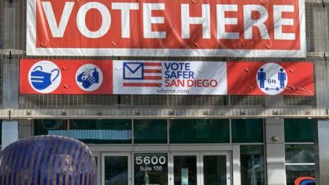 Hoy último día para votar en California