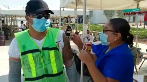 Centro de gobierno IMOS, único punto de vacunación anti-covid 19