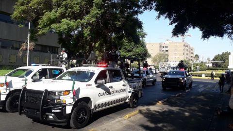 GALERÍA-Desfile militar por Aniversario de la Independencia de México en Tijuana