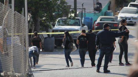 Los homicidios van a la baja, dice titular de seguridad de Tijuana