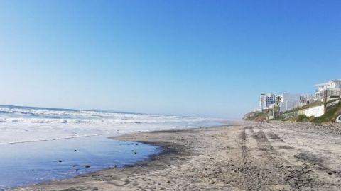 Continúa la búsqueda de joven perdido en el mar de Playas de Rosarito