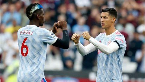 Manchester gana en su visita al West Ham; Cristiano Ronaldo volvió a anotar
