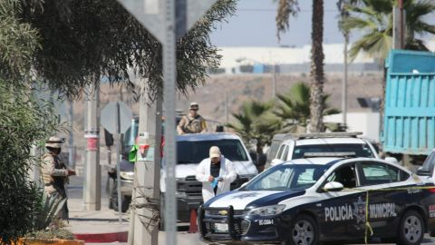 Nueve homicidios en Baja California; cinco fueron en Tijuana