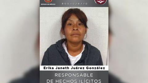 Mujer vendió a su hija de 2 años por 5 mil pesos; le dan 18 años de prisión