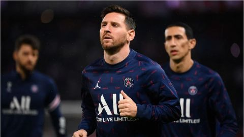 Lionel Messi causa baja por lesión, confirma el PSG
