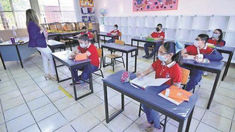 Once casos registrados de positivos a COVID en escuelas de BC