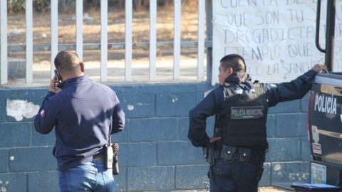 Última Hora: 🎥 Reportan 3 hieleras con narcomensaje en la Sánchez Taboada