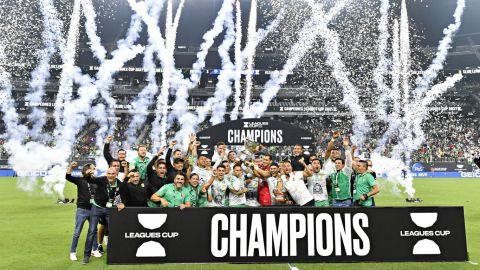 León derrota al Seattle Sounders y conquista la Leagues Cup