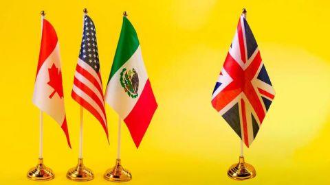 AMLO dice posible inclusión de Reino Unido en TMEC