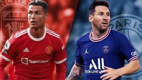 Ronaldo supera a Messi en lista de futbolistas con más ingresos de Forbes