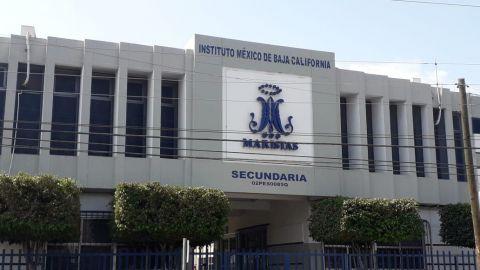 En Instituto México de Baja California detectan Covid-19 en alumnos