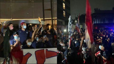 Afición de Chivas recrimina de frente al equipo de cara al Clásico Nacional