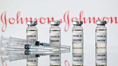 Próxima semana arribarán vacunas de Johnson & Johnson a BC