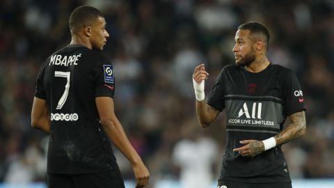 Kylian Mbappé explota contra Neymar: 'ese idiota jamás me la pasa'