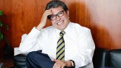 Ricardo Monreal dice ser la mejor opción para Morena en elecciones de 2024
