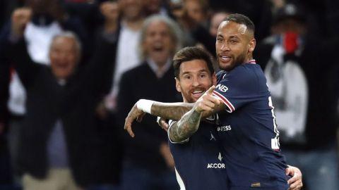 Messi se estrena en el PSG con golazo; le gana a Guardiola