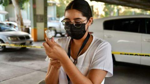 Vacunación en Tijuana continúa este jueves; Pfizer y Sinovac de segunda dosis