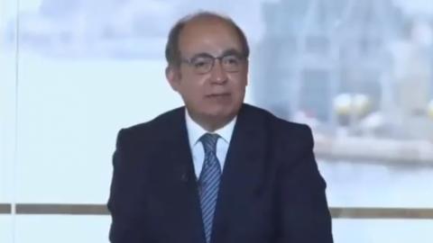 Felipe Calderón señala estar orgulloso de sus raíces españolas e indígenas