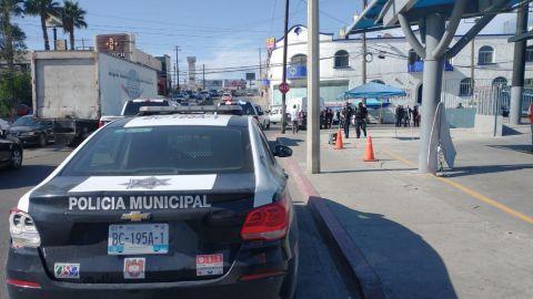 Dice Montserrat respaldar a policía herido de bala