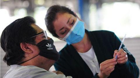 Vacunación anticovid continúa este martes en Tijuana; primera y segunda dosis
