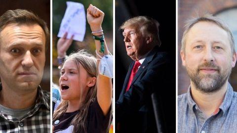Donald Trump, Greta Thunberg y los otros nominados a los Premios Nobel 2021
