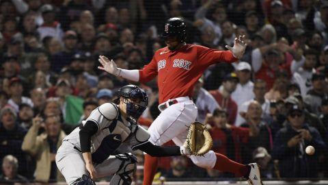 Boston derrota a Yankees en el Wild Card de la Liga Americana
