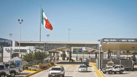 Cruces esenciales entre México y EU, sin restricciones