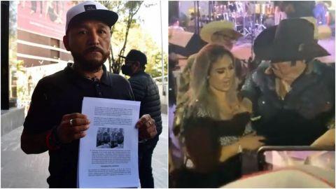'El Mijis' denuncia al cantante Lalo Mora por manosear a fans