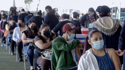 México suma este domingo 2 mil 690 contagios y 128 muertes por Covid en 24 horas