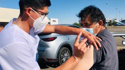 Este martes sigue la jornada de vacunación en Tijuana con Pfizer y Sinovac