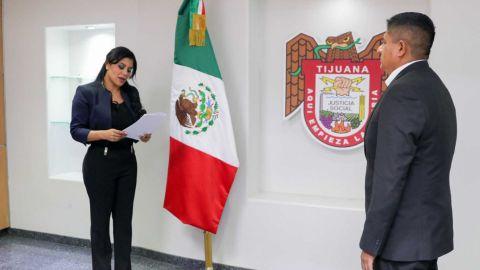 Ramiro Leal Callejas es el nuevo director de parques en Tijuana