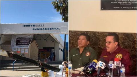Burócratas en contra que se condone adeudo del Issstecali a Ensenada y Tecate