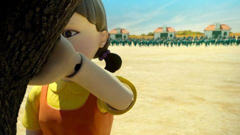 Netflix informa que 'El Juego del Calamar' es la seria más vista en su historia