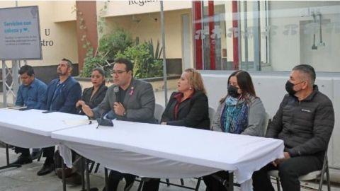 Presentan en Tecate ''agenda del orden'' contra la inseguridad